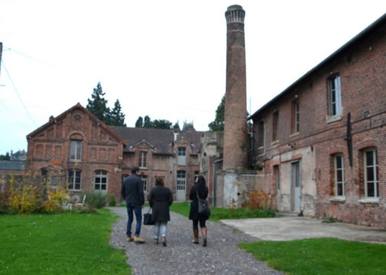 Fabrique de carrelage artisanale et musée de la Nacre