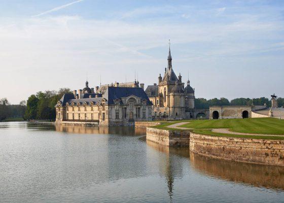 Le domaine de Chantilly & le restaurant de la Forêt