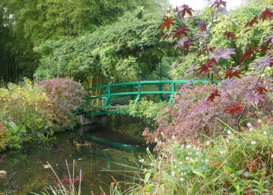 La vallée de l'Eure & Claude Monet à Giverny
