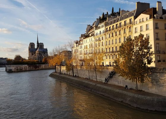 Visite guidée de l'Île Saint-Louis à Paris