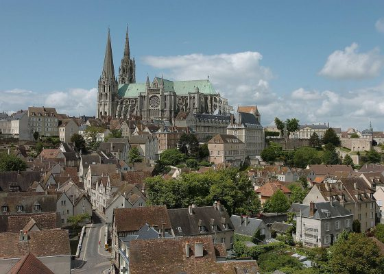 Le château de Maintenon à Chartres