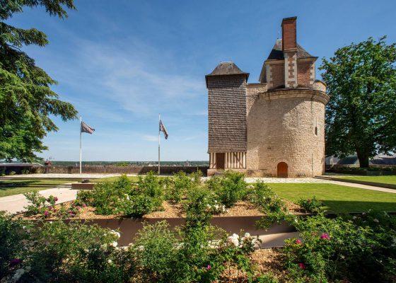 Emblématiques châteaux de la Loire