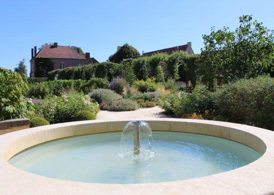 Beauvais – La maladrerie et le jardin remarquable