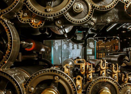 L'atelier Musée de l'imprimerie