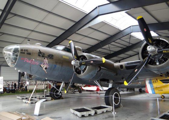 L'histoire de l'aviation et la Miellerie du Gâtinais