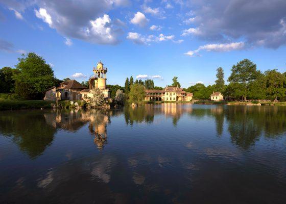 Versailles et la salle du jeu de paume